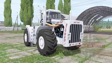 Big Bud 747 dynamic hoses pour Farming Simulator 2017