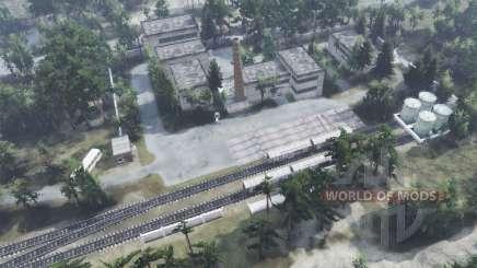 Shadow of Chernobyl v1.2 für Spin Tires
