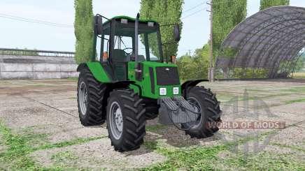 La biélorussie 826 pont à poutre pour Farming Simulator 2017