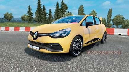 Renault Clio R.S. v1.1 pour Euro Truck Simulator 2