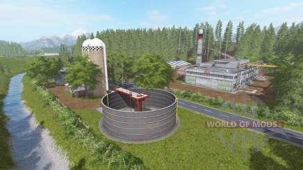 Woodshire v1.2 pour Farming Simulator 2017