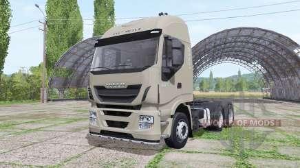 Iveco Stralis Hi-Way 560 2013 v1.1 pour Farming Simulator 2017