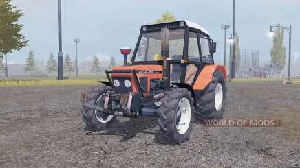 Zetor 7245 horal system pour Farming Simulator 2013