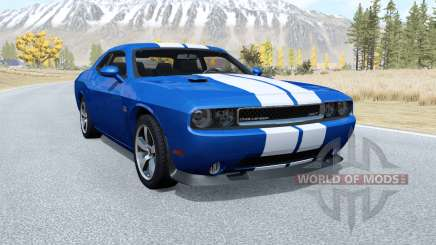 Dodge Challenger SRT8 392 (LC) pour BeamNG Drive
