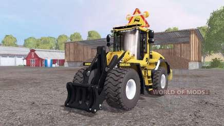 Volvo L90G pour Farming Simulator 2015