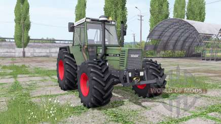 Fendt Favorit 611 LSA Turbomatik E dynamic hose für Farming Simulator 2017