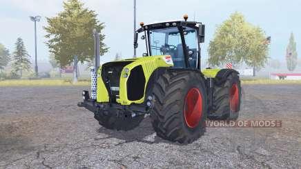 CLAAS Xerion 5000 Trac VC, grün für Farming Simulator 2013