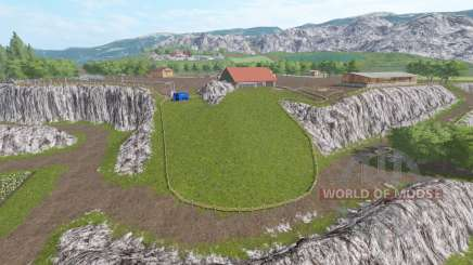 Le kyffhäuser v1.2 pour Farming Simulator 2017