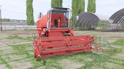 Bizon Rekord Z058 für Farming Simulator 2017