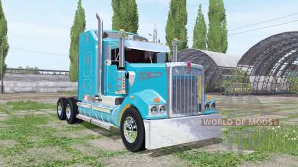 Kenworth T908 Sleeper Cab pour Farming Simulator 2017