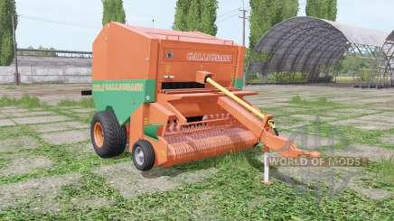 Gallignani 9250 SL pour Farming Simulator 2017