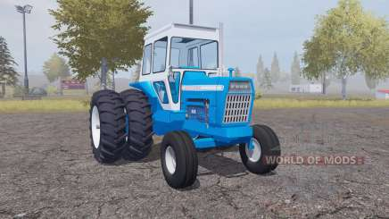 Ford 8000 dual rear für Farming Simulator 2013
