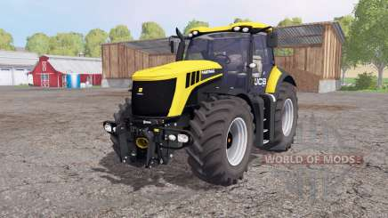 JCB Fastrac 8310 weight pour Farming Simulator 2015