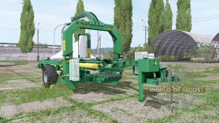 McHale 998 realistic für Farming Simulator 2017
