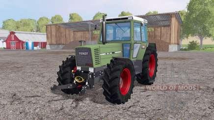 Fendt Farmer 310 LSA Turbomatik IC für Farming Simulator 2015