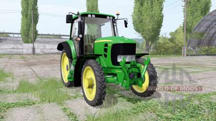 John Deere 7430 Premium narrow tires für Farming Simulator 2017