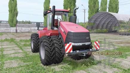 Case IH Steiger 370 double wheels pour Farming Simulator 2017