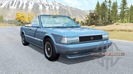 ETK I-Series cabrio v1.2 pour BeamNG Drive