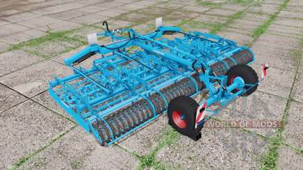 LEMKEN Kompaktor K600 A GAM v2.4 für Farming Simulator 2017