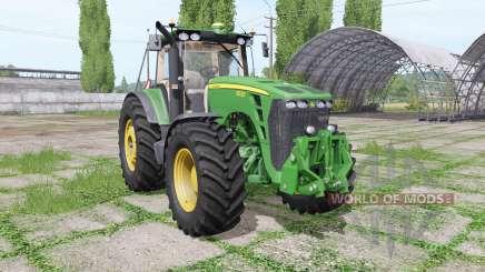 John Deere 8530 Laforge für Farming Simulator 2017