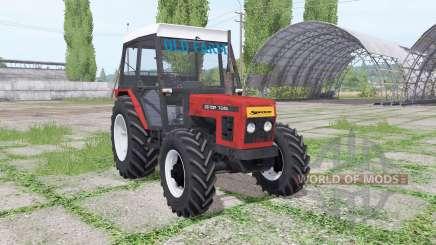 Zetor 7245 front loader pour Farming Simulator 2017