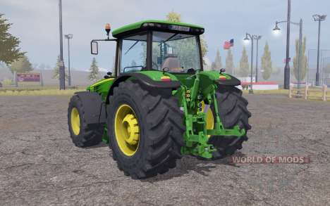 John Deere 8360R weight für Farming Simulator 2013