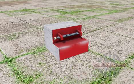 Rear weight pour Farming Simulator 2017