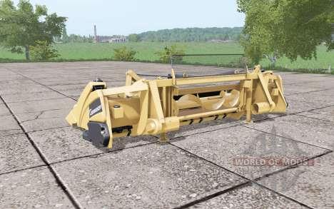 Geringhoff MS-SC600-F pour Farming Simulator 2017