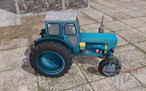 T 40АМ v1.1 pour Farming Simulator 2017