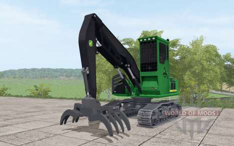 John Deere 2454D pour Farming Simulator 2017