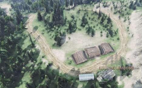 La garnison du Comte - 17e région fortifiée pour Spin Tires