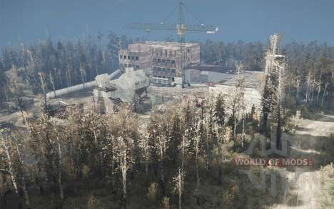 3-rapids pour Spintires MudRunner