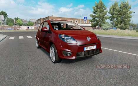AI traffic v7.4 pour Euro Truck Simulator 2