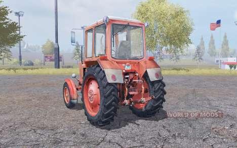 MTZ 80 4x4 für Farming Simulator 2013