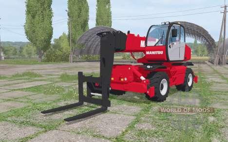 Manitou MRT 2150 für Farming Simulator 2017