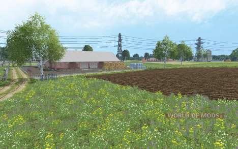 Grande-Pologne v2.0 pour Farming Simulator 2015