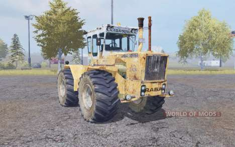 RABA Steiger 250 interactive control für Farming Simulator 2013