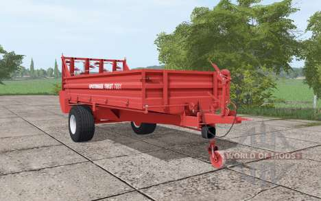 POTTINGER Twist 7001 v1.1 für Farming Simulator 2017