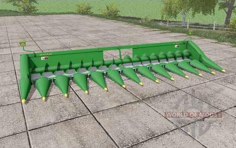 John Deere 612C pour Farming Simulator 2017