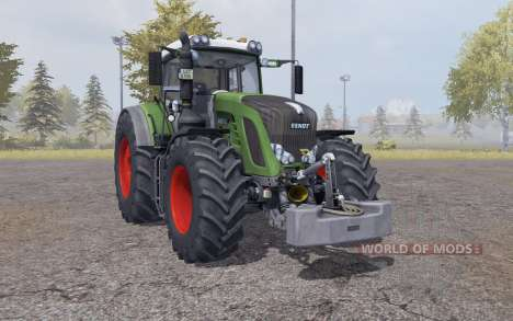 Fendt 936 Vario weight für Farming Simulator 2013
