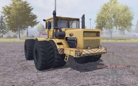 Kirovets K 700A dual-Räder für Farming Simulator 2013