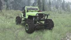 Jeep CJ-7 Renegade 1975 buggy pour MudRunner
