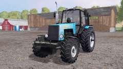 MTZ-1221 Belarus Steppe für Farming Simulator 2015
