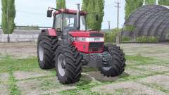 Case IH 1455 XL without front fenders pour Farming Simulator 2017