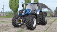 New Holland T7.290 dual rear für Farming Simulator 2017