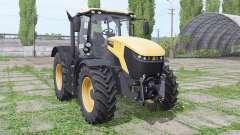 JCB Fastrac 8330 v2.1 für Farming Simulator 2017