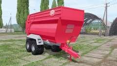 Lely M 22000 TA pour Farming Simulator 2017