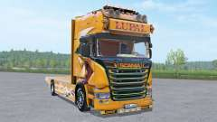 Scania R Topline Lupal v1.0.0.2 pour Farming Simulator 2017