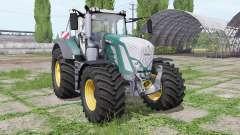 Fendt 826 Vario motor-konfigurationen für Farming Simulator 2017