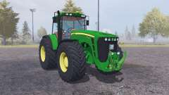 John Deere 8530 green für Farming Simulator 2013